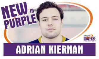 Safety Adrian Kiernan möchte in Frankfurt den nächsten Schritt gehen!