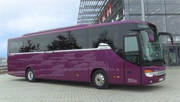 Auswärtsfahrt nach München nun online