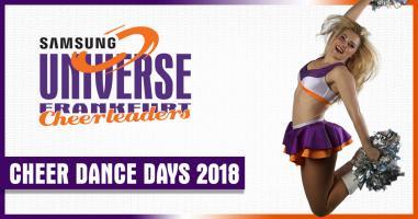 Cheer Dance Days 2018