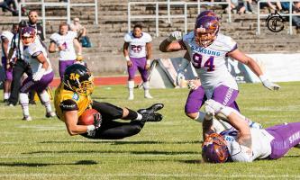 Startschuss zur GFL Saison 2018