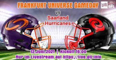 Gameday: Universe vs Saarland
